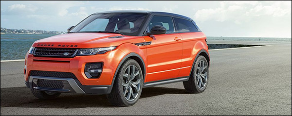 Officieel: Range Rover Evoque Autobiography Dynamic