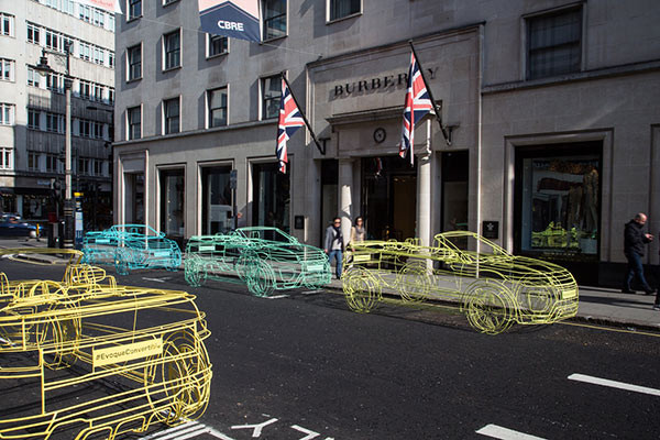 Preview: Range Rover Evoque Cabrio