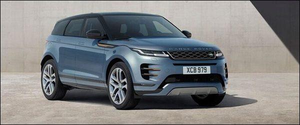 Officieel: Range Rover Evoque (2018)