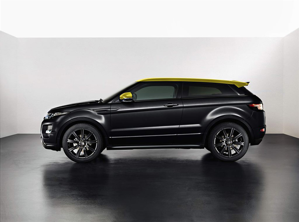 2016 Cadillac Convertible >> | Range Rover Evoque Sicilian Yellow Black Pack 2013 (10 ...