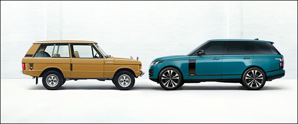 Officieel: Range Rover Fifty special edition (2020)