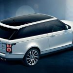 Officieel: Range Rover SV Coupe (2018)