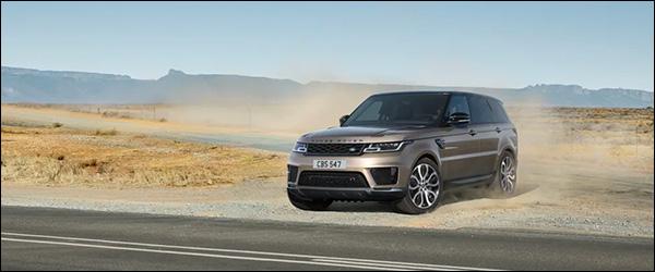 Range Rover (Sport) krijgt nieuwe 3.0-liter zes-in-lijn dieselmotor (2020)