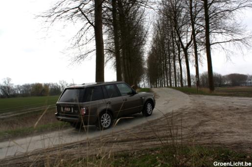 Range Rover TDV8 Rijtest