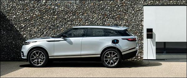 Officieel: Range Rover Velar P400e plug-in hybride (2020)