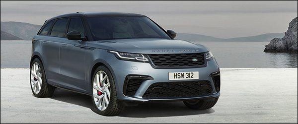 Officieel: Range Rover Velar SVAutobiography Dynamic (2019)