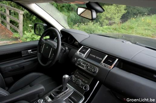 Rijtest Range Rover Sport TDV8