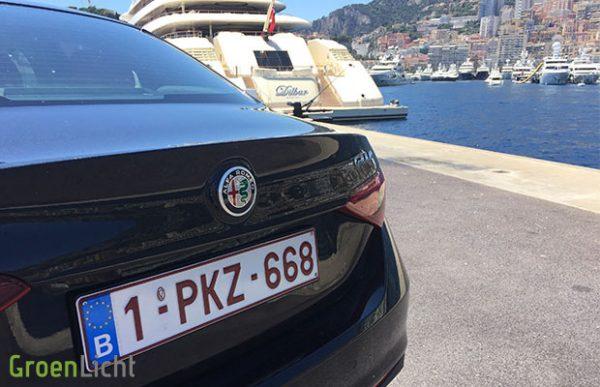Reistest Alfa Romeo Giulia berline 136 pk 2.2 JTDm
