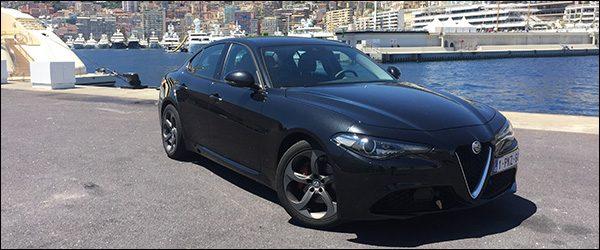 Reistest: Met de Alfa Romeo Giulia doorheen Frankrijk