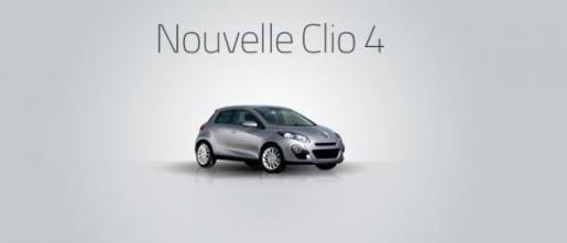 Nieuwe Renault Clio 4