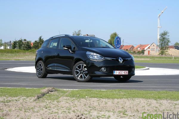 Test Renault Clio GrandTour