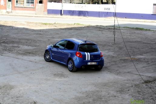 Renault Clio R.S. Gordini