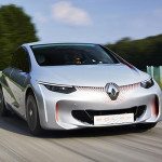 Renault Eolab heeft slechts 1 liter / 100 km nodig