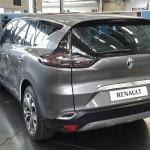 Renault Espace 2015 live
