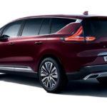 Officieel: Renault Espace facelift (2019)