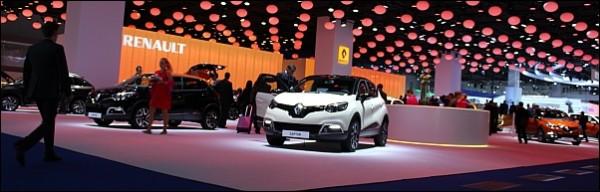 Renault - Frankfurt 2013