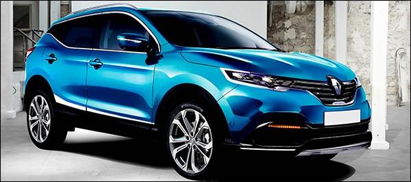 Renault Kadjar komt naar Genève [C-segment SUV]