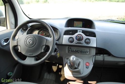 Rijtest Renault Kangoo 2011