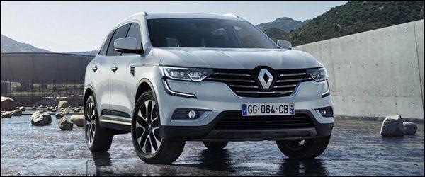 Dit is de nieuwe Renault Koleos (2016)