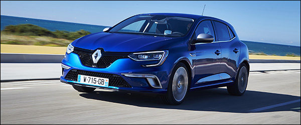 Renault Megane GT krijgt nu ook dCi topversie [165 pk / 380 Nm]