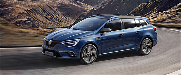 Officieel: Renault Megane Grandtour (2016)