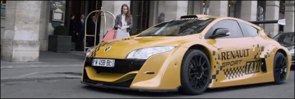 Renault Megane V6 Trophy Taxi