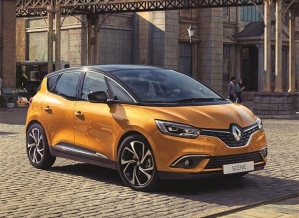 Dit is de nieuwe Renault Scénic (2016)!