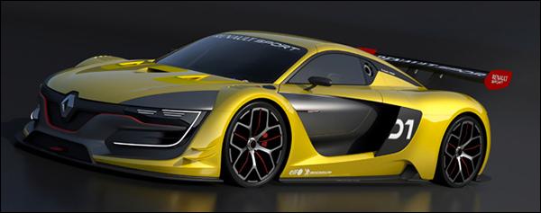 Renault Sport RS 01 gaat racen in 2015