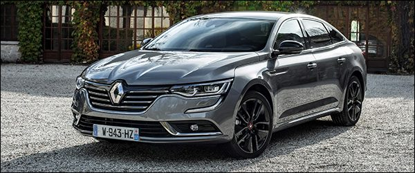 Kort Getest: Renault Talisman TCe 225 pk (2018)