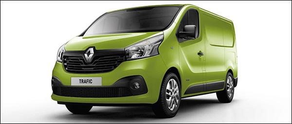 is op ruimte, Renault lanceert deze zomer de derde generatie Trafic
