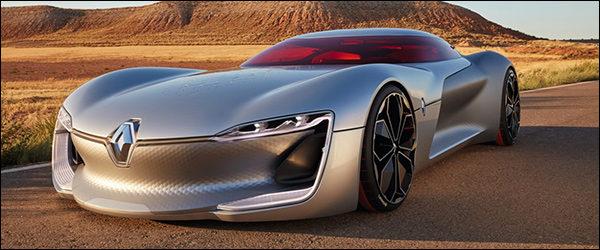 Officieel: Renault TreZor Concept (2016)