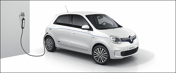 Officieel: Renault Twingo ZE (2020)