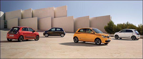 Officieel: Renault Twingo facelift (2019)