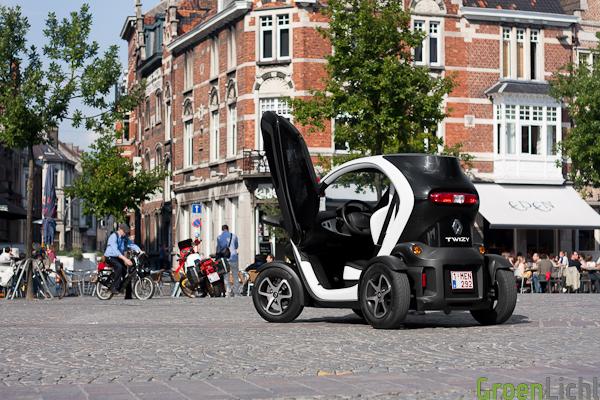 Renault Twizy test rijtest