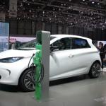 Renault Zoe Geneve 2012