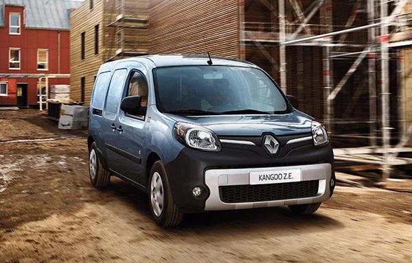 Officieel: Renault Kangoo Z.E (2017)