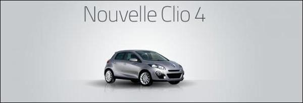 Renault Clio 4 IV 2013