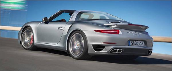 Komt Porsche met een Targa Turbo?