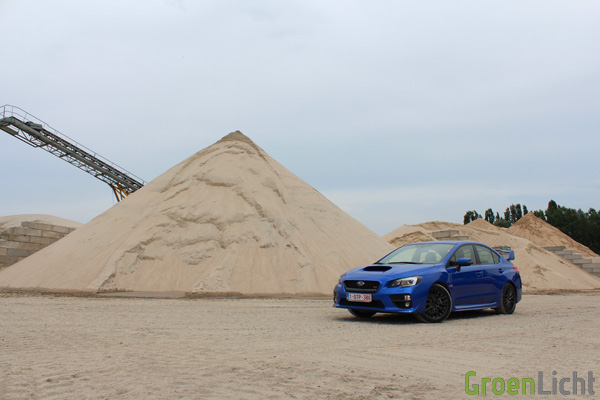 Review - Subaru WRX STI MY2014 - 01