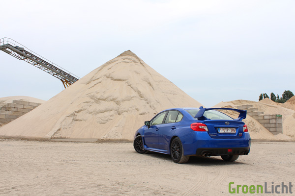 Review - Subaru WRX STI MY2014 - 07