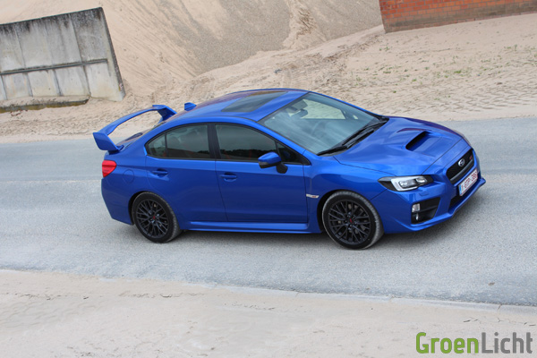 Review - Subaru WRX STI MY2014 - 12