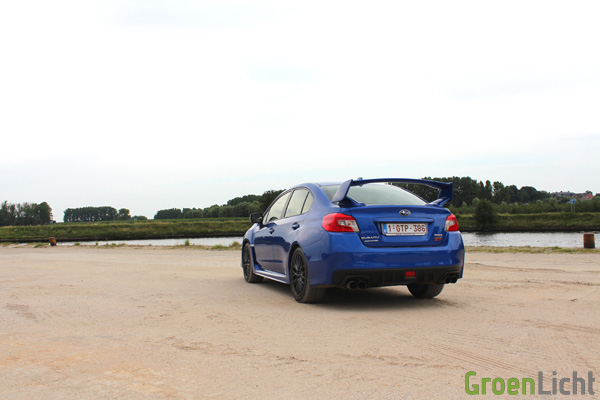 Review - Subaru WRX STI MY2014 - 15