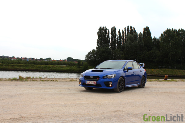 Review - Subaru WRX STI MY2014 - 16