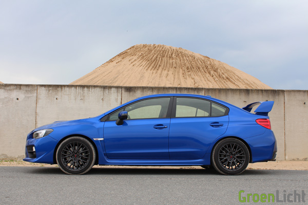 Review - Subaru WRX STI MY2014 - 17