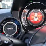 Rijtest: Abarth 595C Competizione facelift (2019)