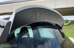 Rijtest: Abarth 695 70th Anniversario 180 pk (2020)