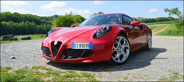 Rijtest: Alfa Romeo 4C