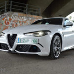 Kort Getest: Alfa Romeo Giulia Quadrifoglio (2016)