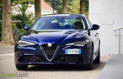 Rijtest Alfa Romeo Giulia berline 2.2 JTDm 180 pk 05