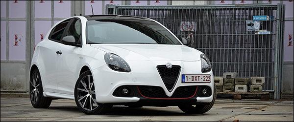 Rijtest: Alfa Romeo Giulietta 1.6 JTDm 120 pk TCT (2016)
